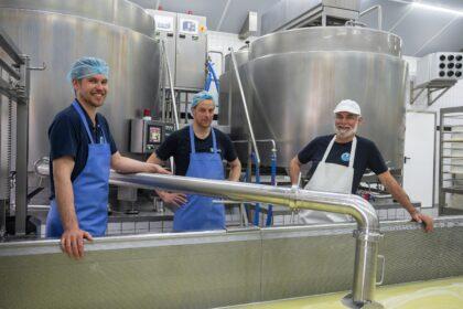 Onze kaasmakers